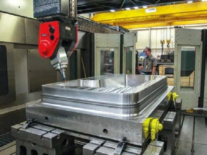 Paragon Die & Engineering Co. invested $3.5 million into a plant expansion and for new equipment that increases the company's metal-cutting capacity.