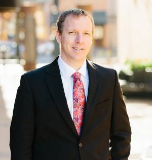 Andrew Haan, Incoming President of Downtown Kalamazoo Inc.
