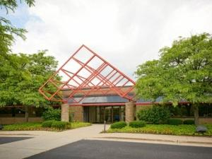 In early August, CBRE brokered the sale of a six-building office park near the corner of Lake Drive and Sparks Drive, branded as Bridge Point Office Park (pictured)