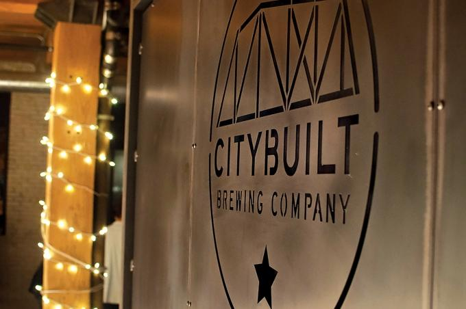 After a journey of more than two years, City Built Brewing Co. overcame significant roadblocks to open in late May. The Grand Rapids-based craft brewery and taproom required creative financing, as well as bigger thinking from the entrepreneurial co-founders.