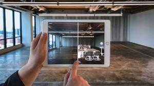 Configura's InstantAR allows users of its software to create drawings using a smartphone or tablet computer while they're in the field and working directly with a client.