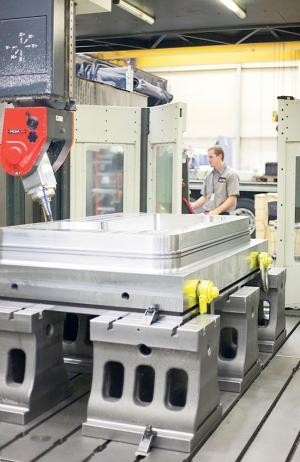 Paragon's expansion serves growing aerospace business