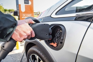 State issues $1.7M in grants for electric vehicle fast-charging stations