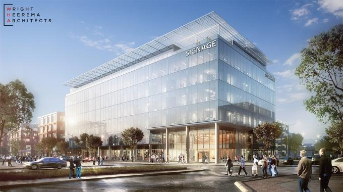 Franklin Partners unveils plans for proposed GR office tower