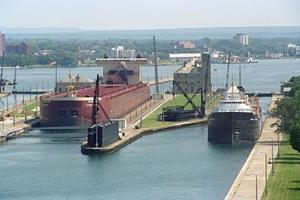 West Michigan businesses back Soo Locks upgrades