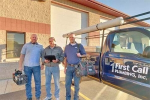 First Call Plumbing acquired by PE-backed home services platform company