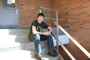 Business leaders and politicians in the state want students like David Miller to remain in Michigan after graduation. However, the Grand Haven native who's a senior majoring in mechanical engineering at Michigan State University says that the state's focus on the automotive industry is not appealing. If he stays in the state, Miller said he's likely to look for jobs on the west side of the state.