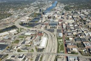 Tear Down the S-Curve! Urban advocates suggest a radical move to improve Grand Rapids' urban vitality