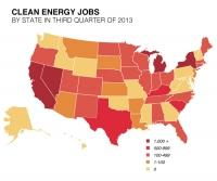 Michigan among leading states for clean energy growth, report says