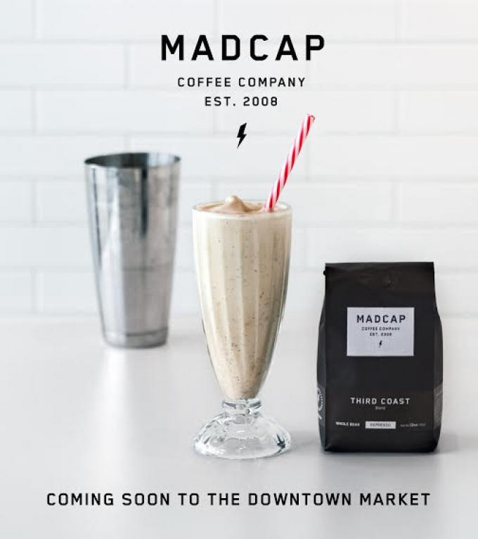 Madcap Coffee plans Downtown Market location