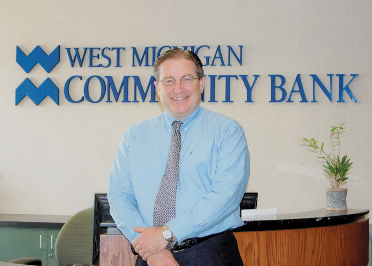 "Hudsonville-based West Michigan Community Bank President and CEO Phil Koning said interest in the bank's $8 million capital raise was high, noting it ""could have sold significantly more"" shares, if they had been available."