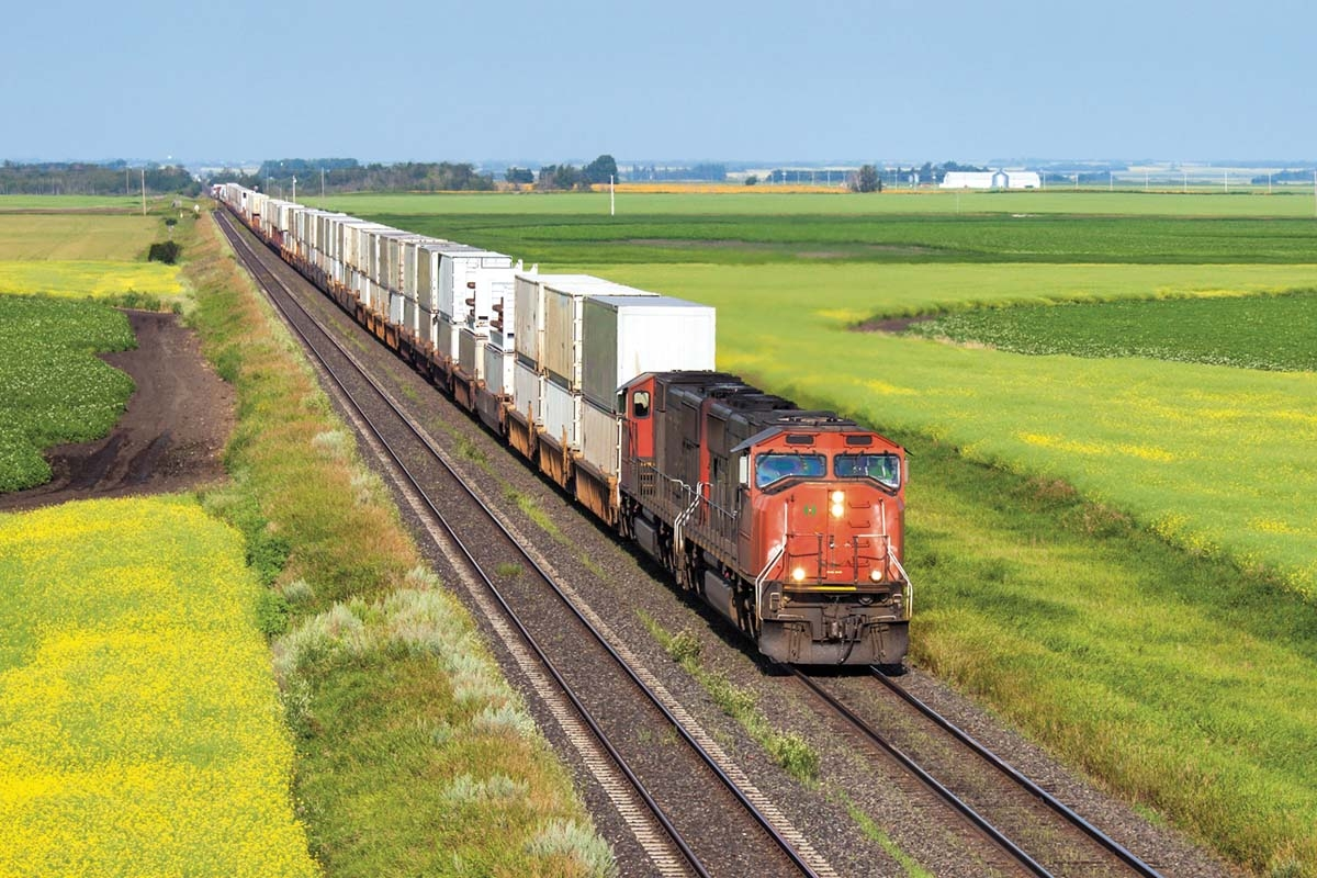 As railways modernize their systems and deploy more technology, they're unlocking new customer-focused tools that provide more information about freight and help serve supply chains more efficiently.