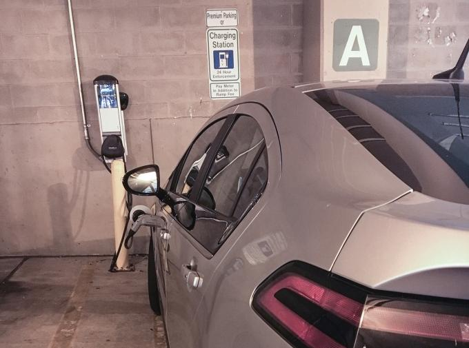 Executives at California-based ChargePoint, whose electric vehicle charging systems are installed at locations across Grand Rapids, had opposed a plan by Consumers Energy to install its own stations for free at various locations in the Lower Peninsula.