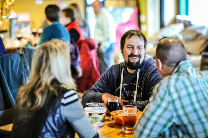 Gravel Bottom Brewery owner Matt Michiels said the company plans to open a new taproom in Ada with a kitchen, as well as expand with an off-site production facility and second taproom in the Grand Rapids area.