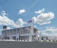 Fox taps Triangle to build Chicago dealership