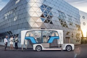Auto suppliers have increasingly turned to acquisitions to scoop up new technologies to offer to their customers. For example, Zeeland-based Gentex Corp. in 2013 acquired HomeLink from Johnson Controls Inc. Gentex recently supplied biometrics, home automation and dimmable glass technologies to Swiss designer Rinspeed for its Snap concept car, at left. DENSO, right, also has been working to incorporate more technology into its products, acquiring Holland-based InfiniteKey in December.