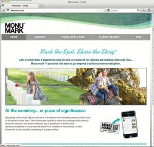 Gravestone maker partners with tech firm to create social media for the dead