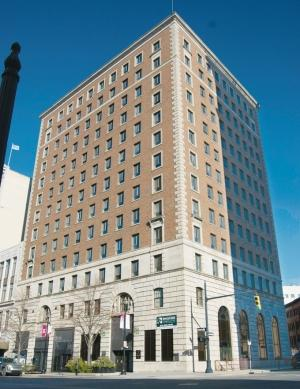While most developers have focused on subsidized low-income housing projects, Rockford Construction plans to offer market-rate apartments at its Morton House site in downtown Grand Rapids.
