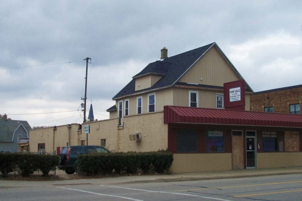 Proposed project would revive Gaia Cafe, The DAAC in GR's Creston neighborhood