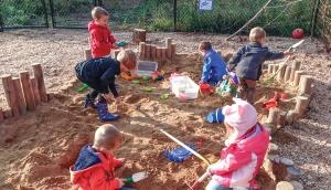 The Little Hawks Discovery Preschool in Holland will be expanding with the addition of a new $1 million, 5,000-square-foot facility. The school, an affiliate of the Outdoor Discovery Center, encourages students to engage in the outdoors for play and learning.