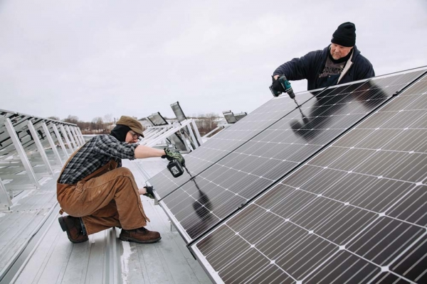 Bills aim to clear confusion over solar panel taxation