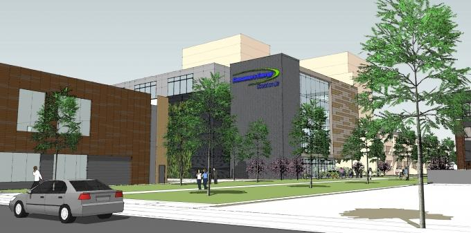 Consumers Energy plans $20 million regional HQ on Grand Rapids' west side