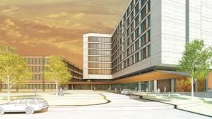 Mercy Health Muskegon expects to begin seeking bids next spring for the $271.2 million expansion and renovation project it has planned for the Mercy Hospital campus.