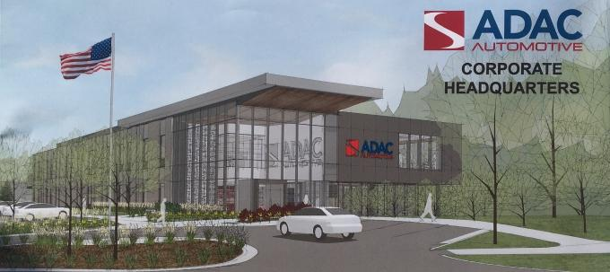 ADAC Automotive to invest $23.5 million in new HQ campus