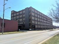 An affiliate of Franklin Partners is putting the former Display Pack building at 1340 Monroe Avenue on the market.