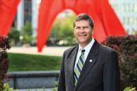 John Zimmerman, Fifth Third Bank's senior vice president for marketing in the region