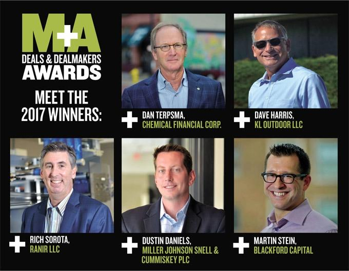MiBiz M&A Deals and Dealmakers of the Year Awards: Meet the Winners & Finalists