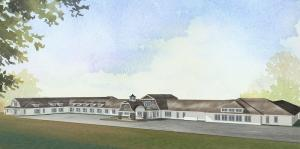 The $23 million, 104-unit Cascade Trails Senior Living will consist of six townhomes and 54 independent living apartments, and 30 assisted living units.