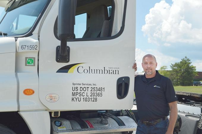 Paul Laidler, the director of transportation operations at Columbian Logistics Network Inc., said the company has had difficulty filling open driver positions in recent months. The company's situation comes as an industry association projects a shortage of 174,000 drivers by 2024 if the current trends continue.