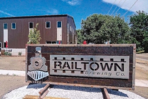 "Railtown Brewing Co. co-owner Justin Buiter says 2021 ""will be a year of seeing how things pan out and letting the dust settle."""