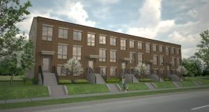 Developers plan townhouse condo project in SE Grand Rapids