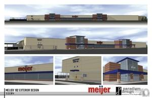 Meijer will renovate four Dayton, Ohio-area stores this year.