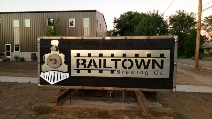 Railtown Brewing sues planned Byron Center brewpub, alleging confusingly similar name