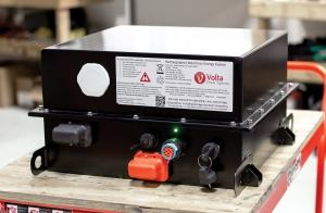 Holland-based Volta Power Systems plans to bring automotive-grade lithium-ion battery technology (pictured above) to industries, such as the luxury motor coach and marine markets rather than make a play in the automotive industry.
