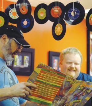 Vinyl niche growing  despite digital revolution