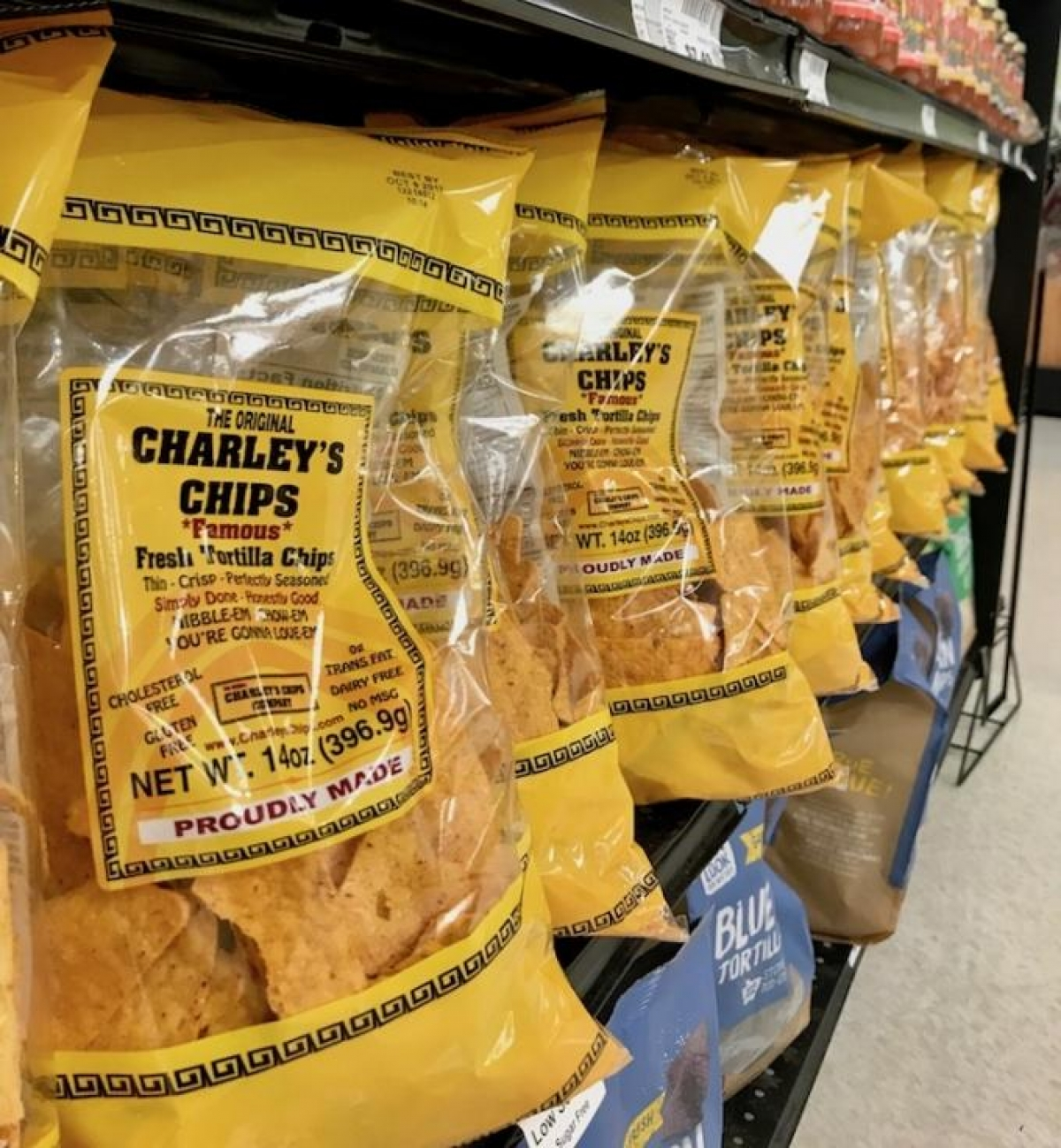 MDARD issues 'do not eat' advisory for all Charley's Chips products