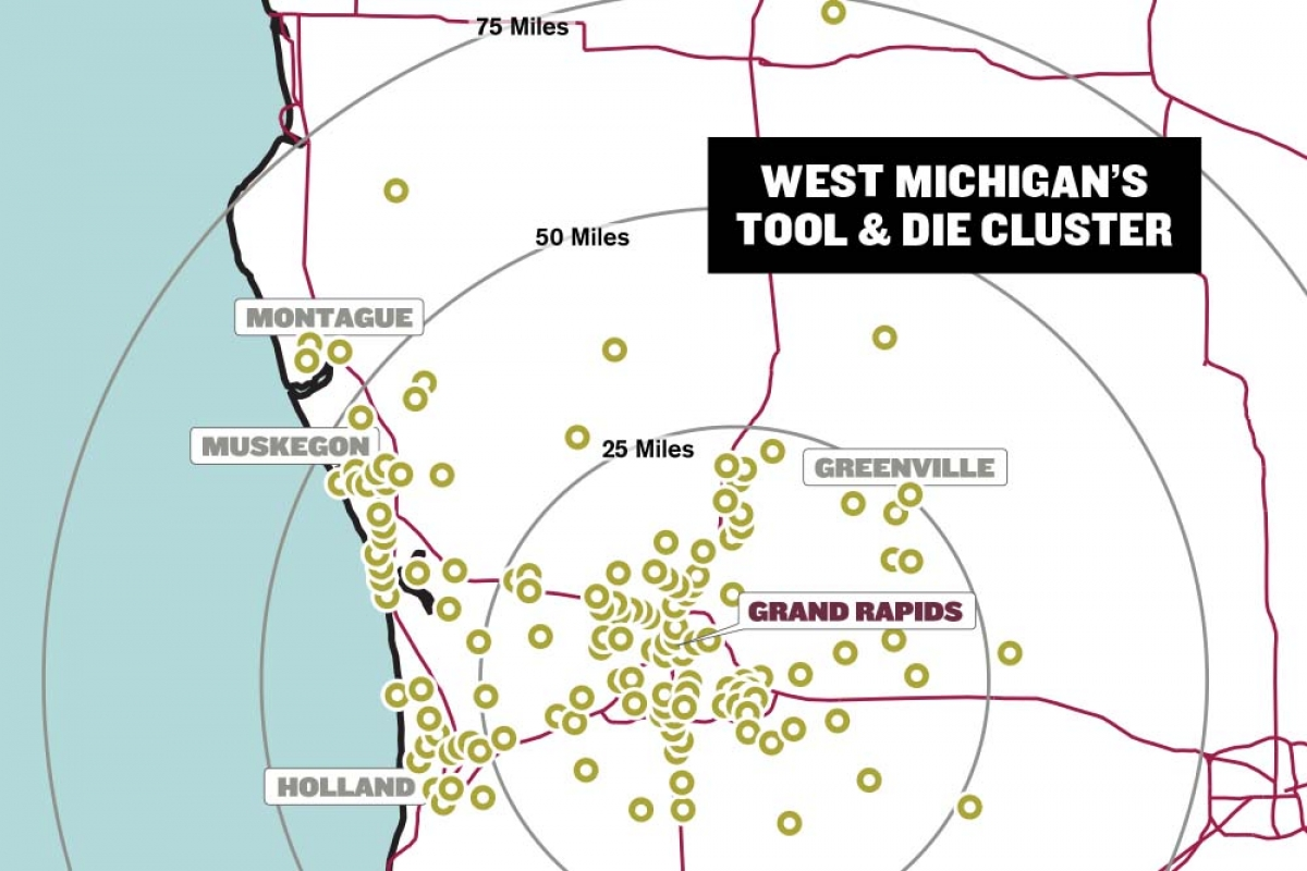 'SIGNIFICANT ASSET': Amid slowdown in launches, new threats, West Michigan tooling industry braces for change
