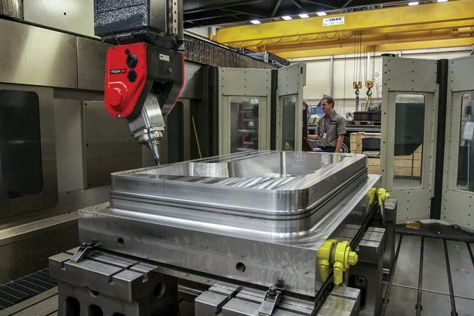 Because of an expansion, Grand Rapids-based Paragon Die & Engineering Co. plans to hire for mold makers this year. In a nationwide survey of mold building companies, 75 percent of respondents said they expected to hire in 2018.
