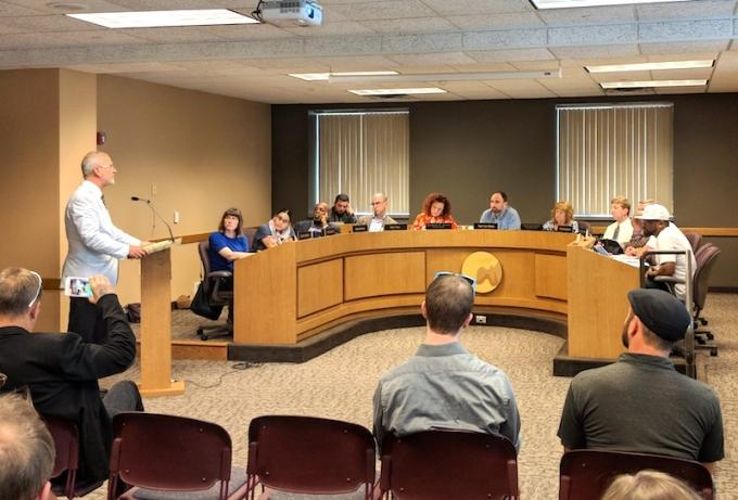 The Grand Rapids Planning Commission made recommendations to the City Commission about potential regulations that would open Grand Rapids to the medical marijuana industry.