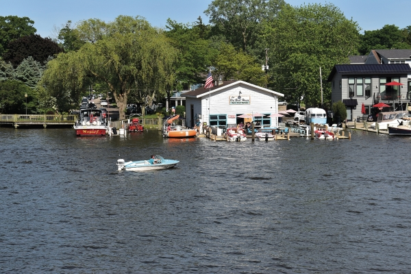 Waterlogged Wonderland: High water, rainy weather put damper on West Michigan tourism, recreation industries