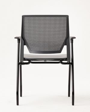 Haworth has filed legal action against Exemplis Corp. for infringing on the design patent for the Holland manufacturer's Very Side chair.