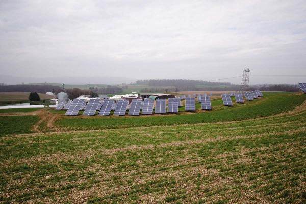 Whitmer policy allows commercial solar projects on farmland preservation property