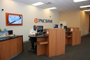 PNC Bank renovates branches to fit shifting consumer habits