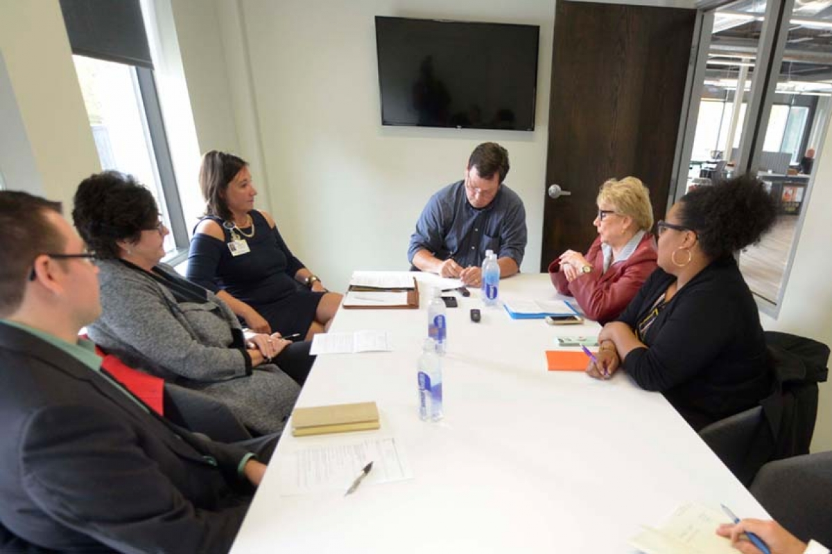 Roundtable: West Michigan foundation execs wrestle with changes, new opportunities
