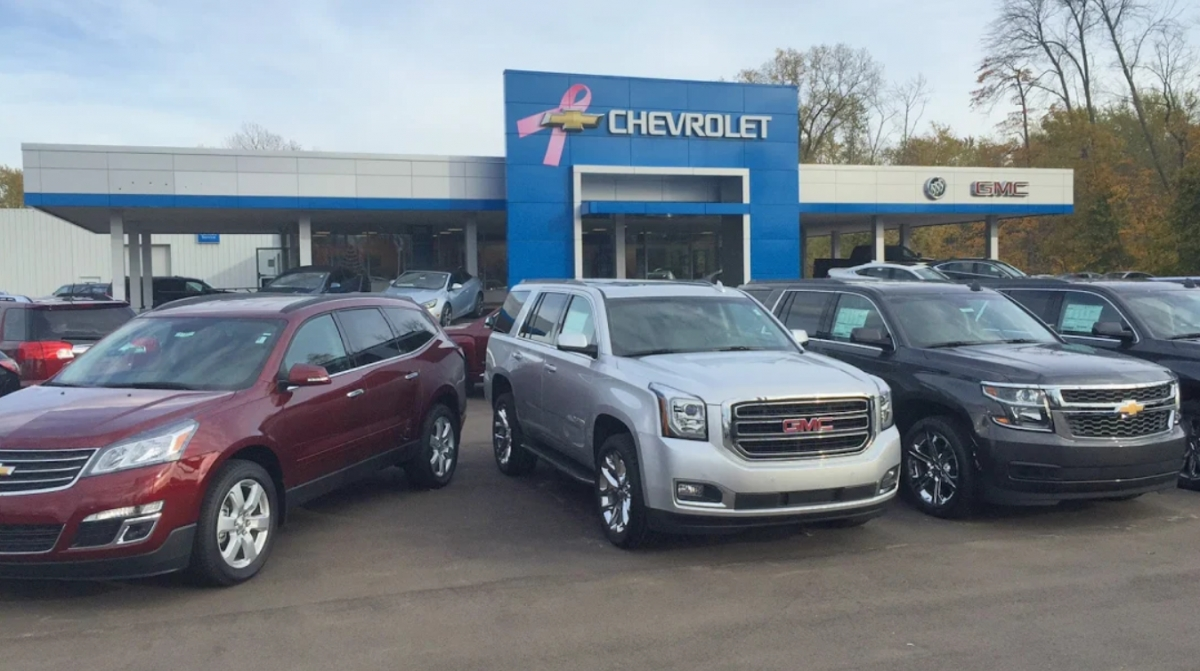 Betten Baker Chevrolet Buick GMC South Haven