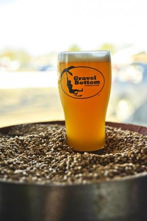 Ada-based Gravel Bottom Craft Brewery & Supply wants to open a satellite location at a closed MC Sports store on Plainfield Avenue near I-96 in Grand Rapids.